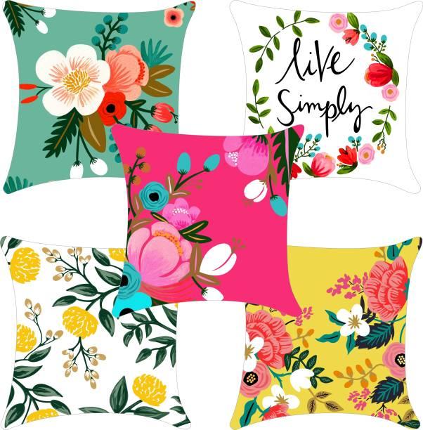 swasiya Printed Cushions Cover