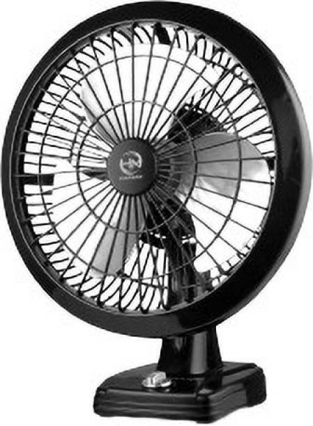 HM TABLE FAN WITH POWERFUL MOTOR FOR HOME, KITCHEN, OFFICES AND FACTORIES 300 mm Silent Operation 3 Blade Table Fan