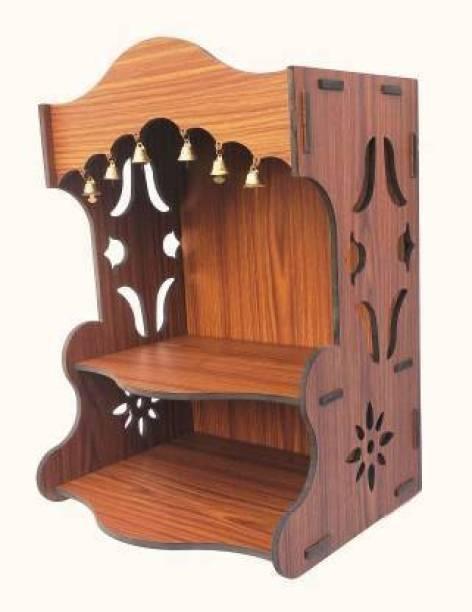 Mandiram TEMPLE 516 G NENA Engineered Wood Home Temple