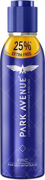 PARK AVENUE Long Lasting Body Fragrance-Epic Perfume  -  130 ml