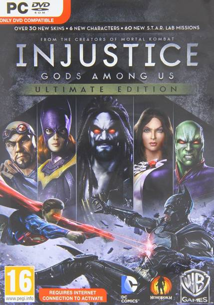Injustice Gods Among Us - Ultimate Edition (DVD)