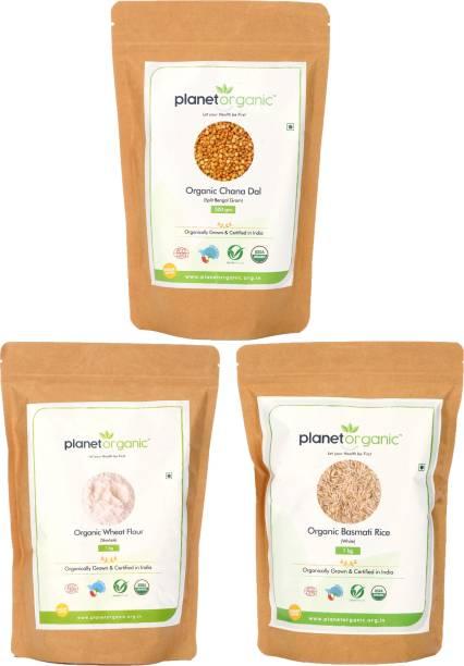 Planet Organic India Chana Dal (Split)