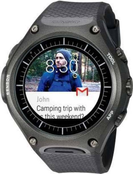 Hyperhub Enterprises Screen Guard for Casio Smart Watch WSD-F10