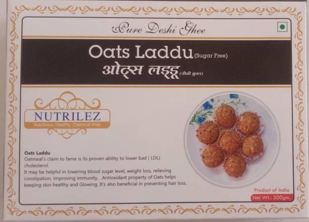 Nutrilez Oats Laddu Box