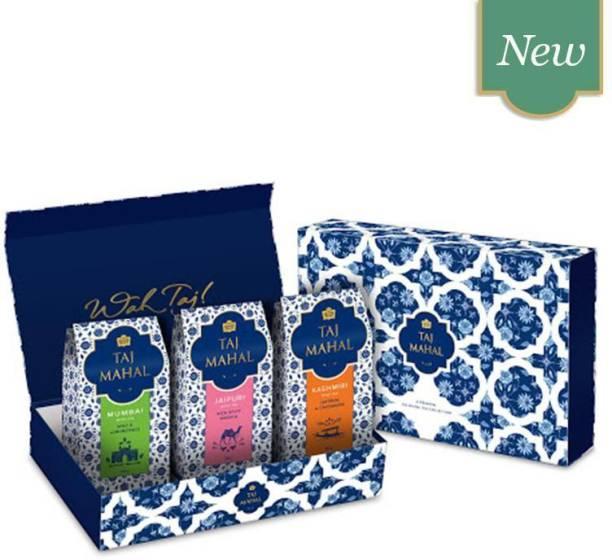 Taj Mahal Brooke Bond Masala Tea Festive Gift Box
