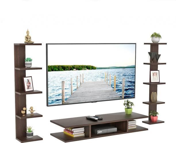 BLUEWUD Estoye Engineered Wood TV Entertainment Unit