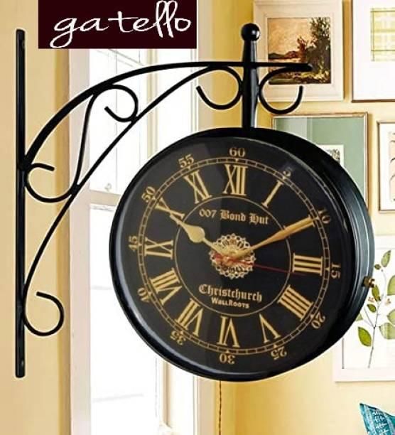 gateffo Analog 30 cm X 30 cm Wall Clock