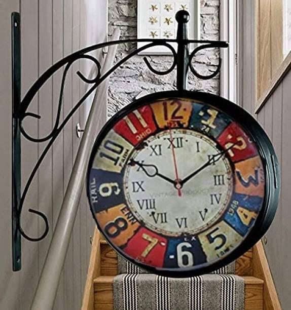gateffo Analog 27 cm X 27 cm Wall Clock