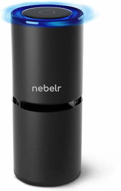 Nebelr Car Air Purifier Ionizer - 10 Million Negative Ions - Kills 99.9% Viruses - Removes PM2.5 & Dust - Designed in Japan Car Air Purifier