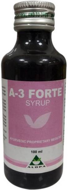 ALOPA HERBAL HEALTHCARE A3FORTE SYRUP