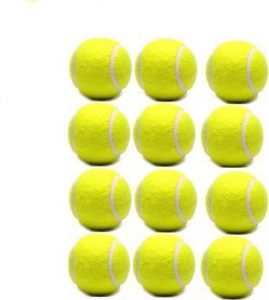 Aguila Premium quality cricket/ tennis ball pack of 12 Tennis Ball