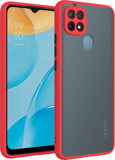 KrKis Back Cover for Oppo A15, Oppo A15s