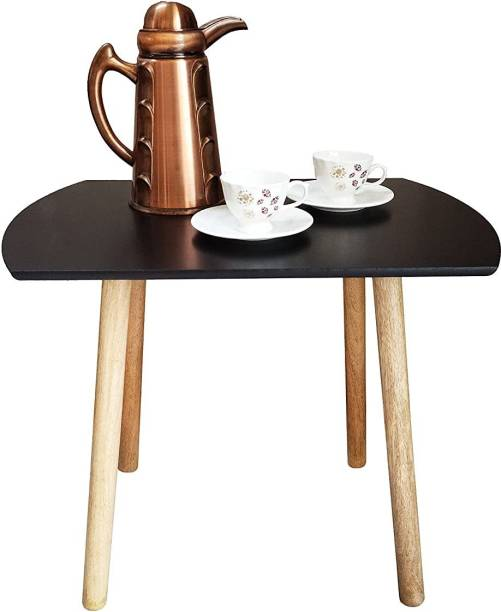 GLORIEUX ART Wooden High-Gloss Coffee Table, Sofa Center Table, Side Table for Tea and Coffee Serve, End Table, Study Table Work Table for Living Room Engineered Wood Coffee Table