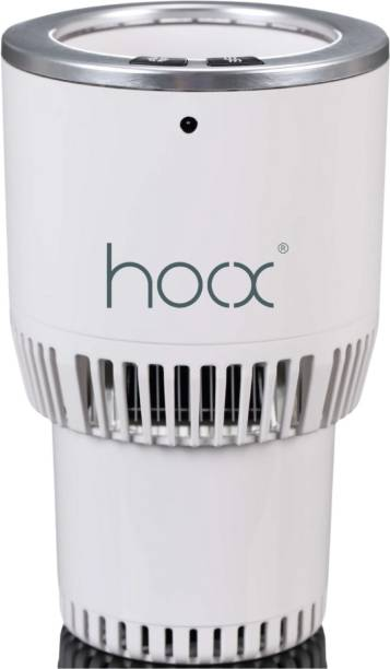 hoox Car Smart Cup holder to Keep your drink heat / Cool on the GO! 0.5 L Car Refrigerator