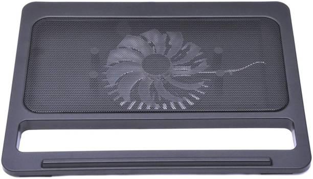 MDB SYS89 USB Powered , Dual USB Port and Blue LED Lights 1 Fan Cooling Pad