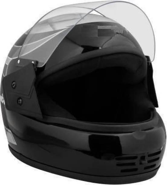RDX TRYFLY GALAXY SILVER KIMI (ISI APPROVED) Helmet for Bike & Scooty Motorbike Helmet
