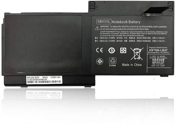 Loungefly Laptop Battery Compatible for SB03XL H-P Elitebook 720/725 / 820/825 G1 / G2 Series,SB03046XL HSTNN-L13C HSTNN-IB4T HSTNN-LB4T 3 Cell Laptop Battery