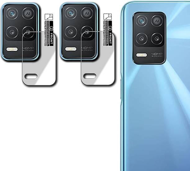 HIRDESH Back Camera Lens Glass Protector for REALME 8 5G