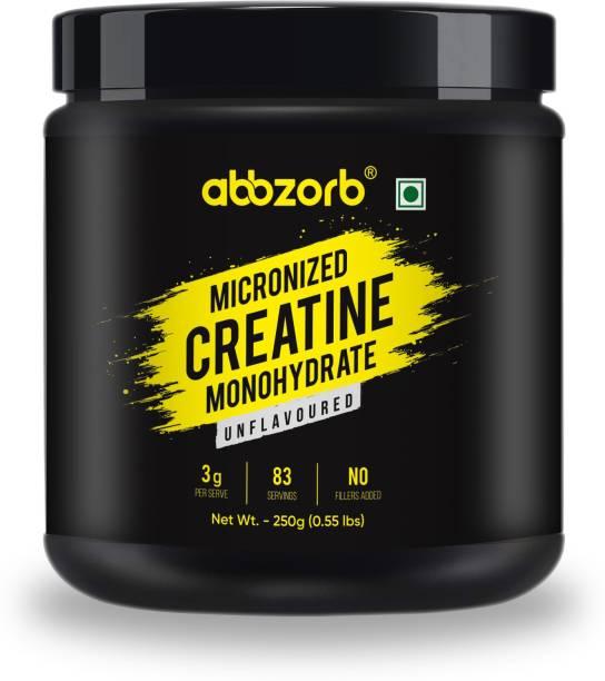Abbzorb Nutrition Micronised Creatine Monohydrate Creatine