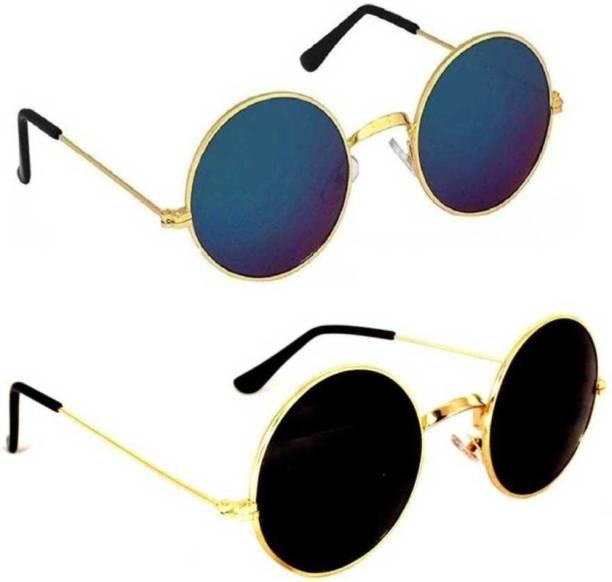 neel work Round Sunglasses