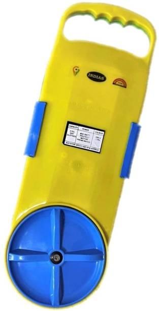 UltinoPro INDIAS-01 ISI Copper Coil Motor, Yellow Washing Machine Door Hinge