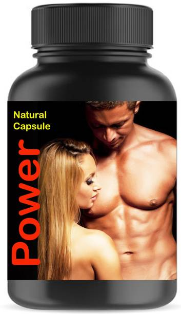 Natural Shilajit Gold Power capsule for long big time stamina & strength