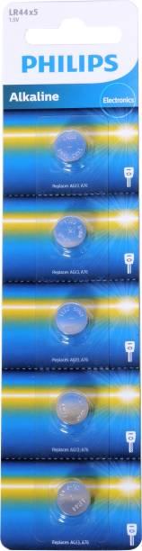 PHILIPS LR44 Alkaline Calculator   Battery