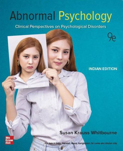 Abnormal Psychology : Clinical Perspectives on Psychological Disorders   9th Edition