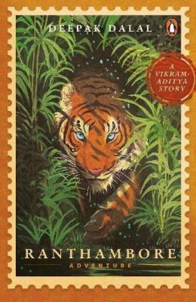 A Vikram–Aditya Story: Ranthambore Adventure