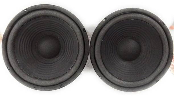 """In-Foxe CarSubwoofer002Double Black 8""""inch woofer audio speaker Subwoofer"""