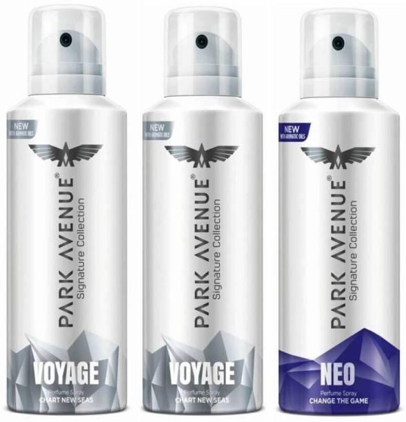 Park Avenue Voyage Voyage 150 ml Deodorant Spray  -  For Men
