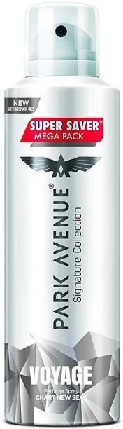Park Avenue Voyage Jk2166 Deodorant Spray  -  For Men