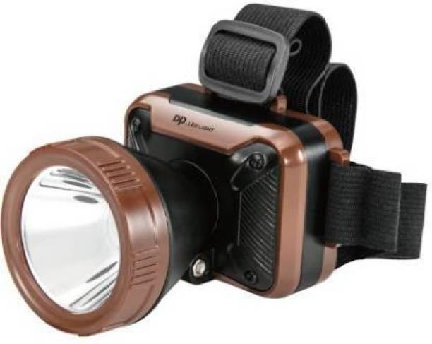 HASRU DP 7215 (RECHARGEABLE LED HEAD LIGHT) Torch Torch Emergency Light