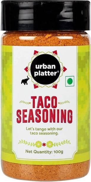 urban platter Mexican Taco Seasoning