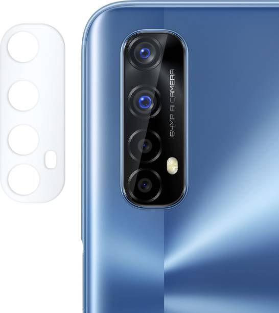Flipkart SmartBuy Back Camera Lens Glass Protector for Realme 7