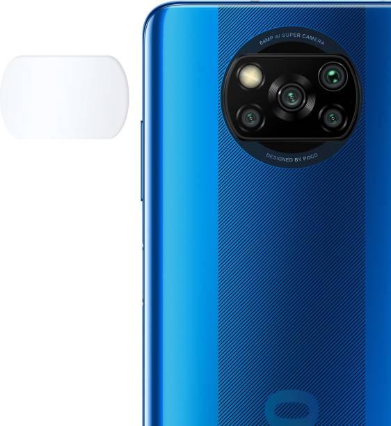 Flipkart SmartBuy Back Camera Lens Glass Protector for Poco X3, Poco X3 Pro