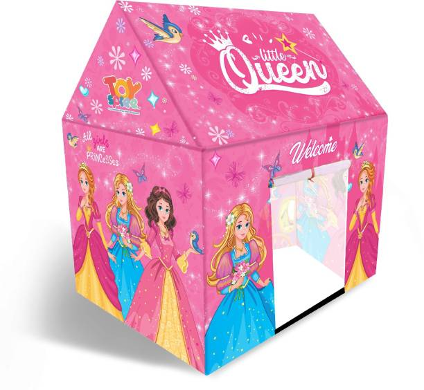 Miss & Chief Princess play tent house for Kids
