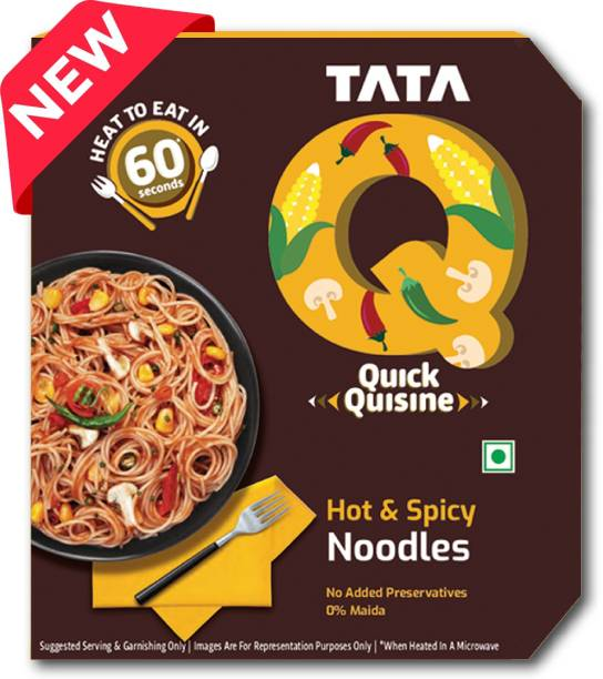 Tata Q Hot and Spicy Noodles 280 g