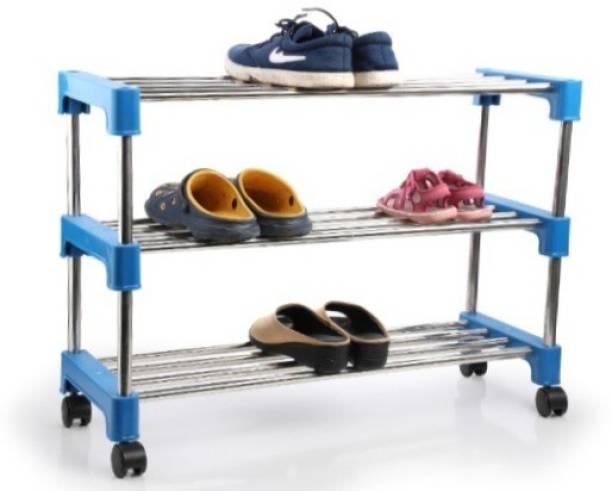 KARIYA Metal, Plastic Shoe Stand