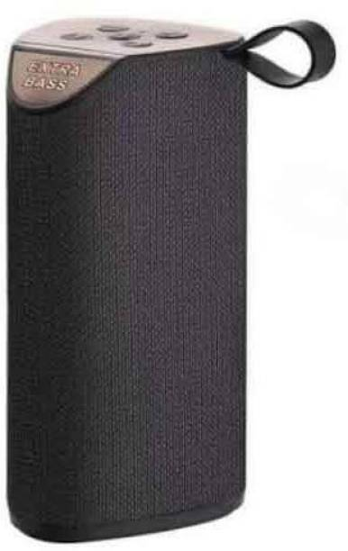 IMMUTABLE GT-111 Super Bass roof Bluetooth Speaker with Inbuilt Mic, USB, TF Card and AUX SlotSplash-P 20 W Bluetooth Speaker