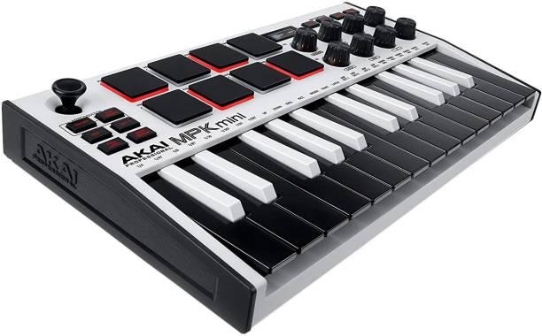 AKAI Professional MPKMINI3W MPKMINI3W MIDI Controllers