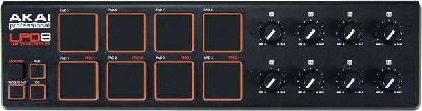 AKAI Professional LPD8 LPD8 MIDI Controllers