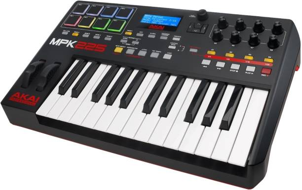 AKAI Professional MPK225 MPK225 MIDI Controllers