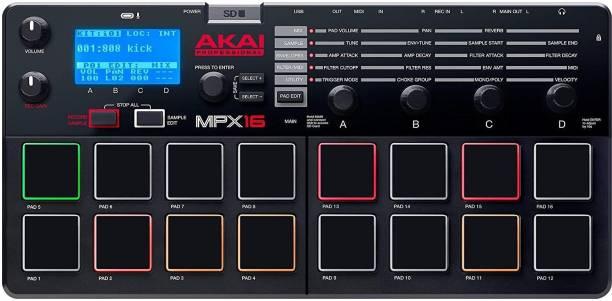 AKAI Professional MPX16M10 MPX16M10 MIDI Controllers