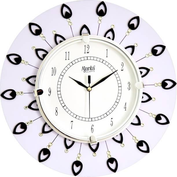 AJANTA Analog 29.5 cm X 29.5 cm Wall Clock