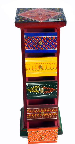 Kesar Emporium Solid Wood Free Standing Cabinet