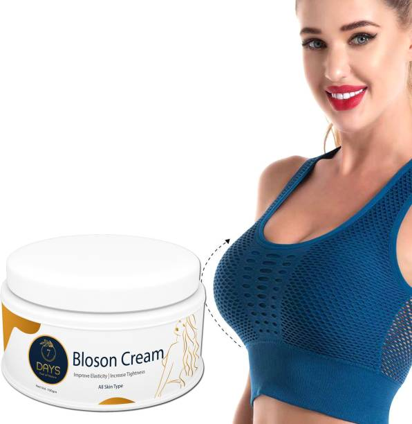 7 Days Organic Women Breast Cream For Plumping   Firming & Lifting   Tightness   Breast Size Growth Naturally   Create Perfect Breast Shape Organic Nipple Cream Organic Nipple Cream