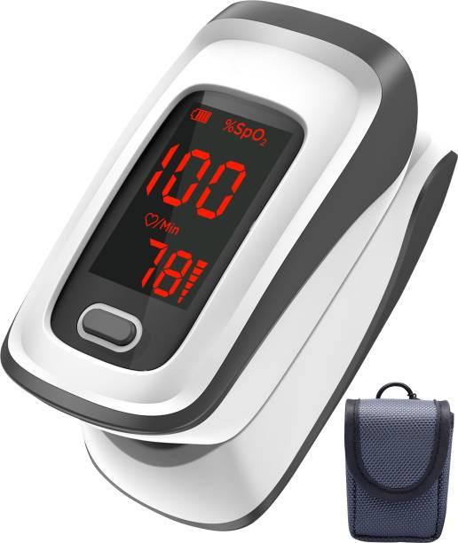 Carent JPD-500E Digital fast & Accurate Flinger tip Oxy Meter SPO2 Finger Oxygen Blood Saturation Heart rate monitor Pulse Oximeter