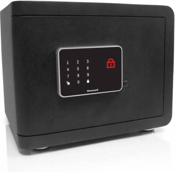Honeywell Safes - 5403 Bluetooth Smart Security Safe With Digital Touch Screen (.97 Cu Ft.) Safe Locker