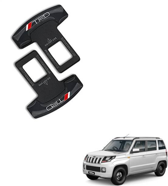 SEMAPHORE Car Seat Belt Clip TRD Design for Maruti Vitara for Mahindra TUV-300 Seat Belt Stopper Clip